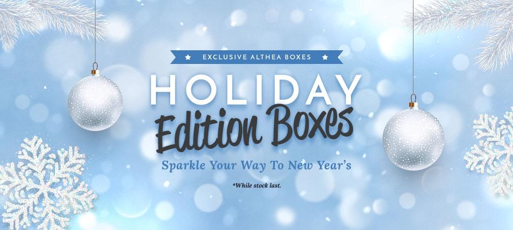 Holiday Edition Box