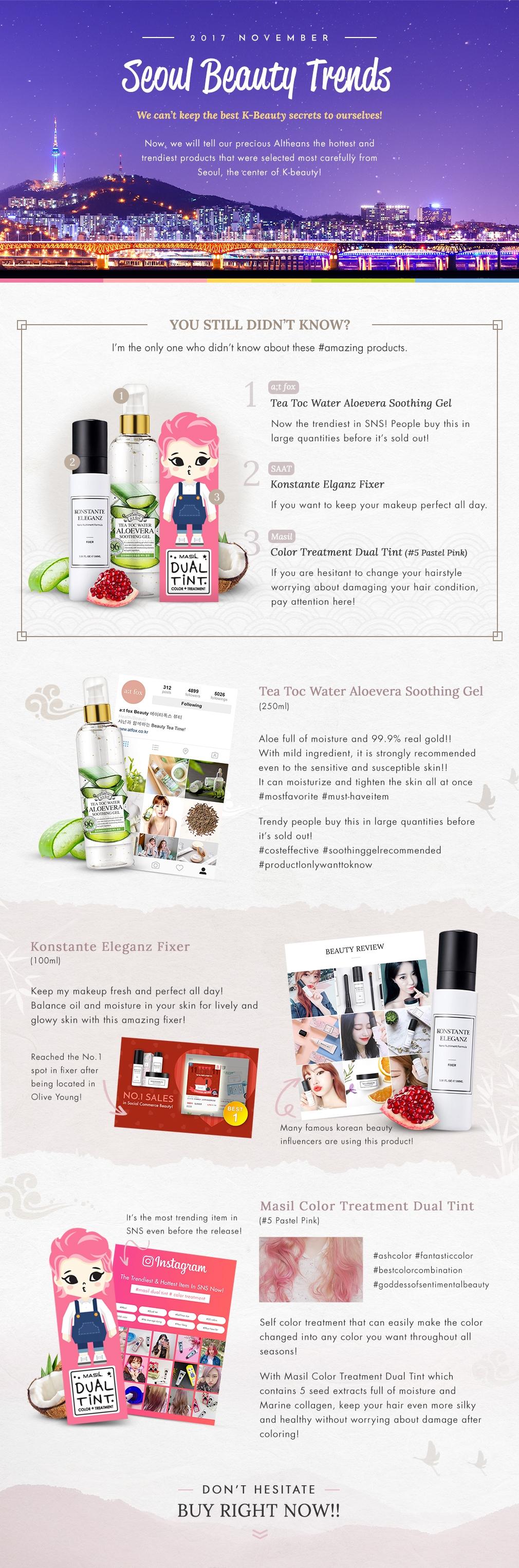 Seoul Beauty Trends_Nov