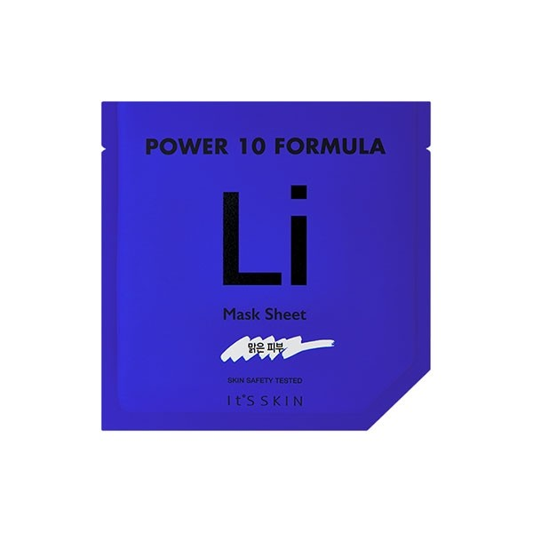 Power 10 Formula Mask Sheet_Li