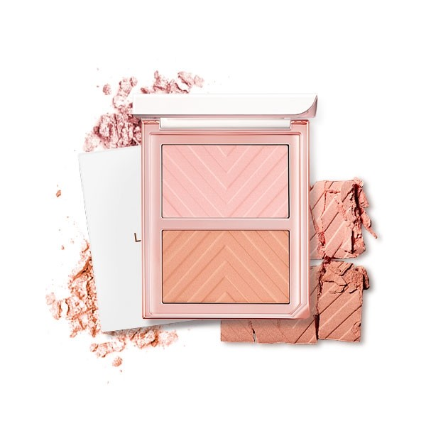 Ideal Blush Duo_Juicy Rose