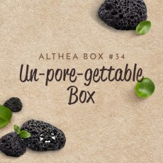 [Althea Box] Un-pore-gettable Box