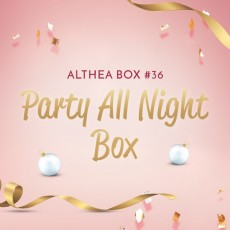 [Althea Box] Party All Night Box