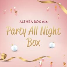 [Althea Box] Party All Night Box