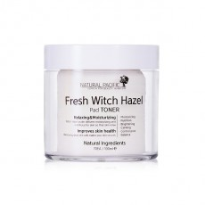 Fresh Witch Hazel Pad Toner (105ml)