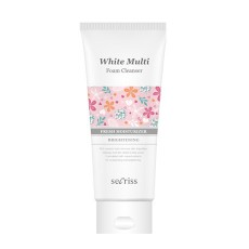 White Multi Foam Cleanser