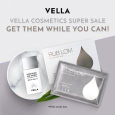 [Althea's Pick] Vella Cosmetic Super Sale Set