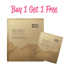 [1+1]Magimaxx Magic Advanced Ampoule Mask
