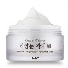 [Brightest Stars Promotion] Oneday Whitener White Snow Brightening Fermented Cream (50ml)