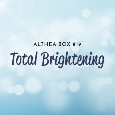 [Althea Box] Total Brightening Box