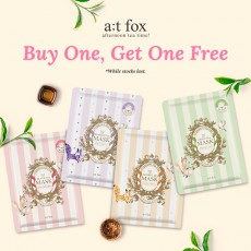 [Althea's Pick] 100% Cotton Mask (Buy 1 Get 1 FREE)