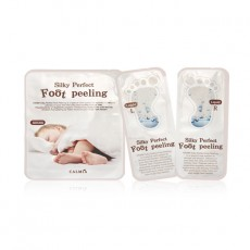Calmia Silky Perfect Foot Peeling Pack (20ml*2_1 Pair)