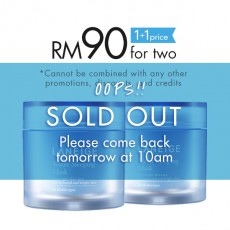 [1+1 DAEBAK] Water Sleeping Mask (Add to cart to apply discount) #MYCYBERSALE