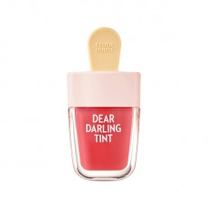 Dear Darling Water gel Icecream Tint_OR205. Peach Red
