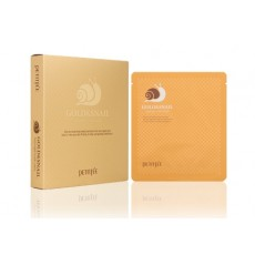 [Pick Me_Dec] Snail & Gold Hydrogel Mask Pack