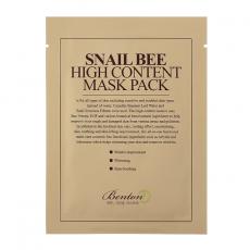 [Pick Me_Nov] Snail Bee HighContent Mask Pack
