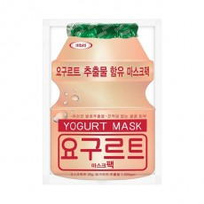 Yogurt Mask Pack_1 Sheet