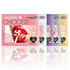 Choosy Lip Pack Set 2_5 sheets