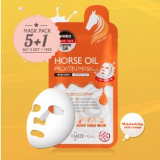 [Monthly Wow_Nov] Horse Oil Proatin Mask