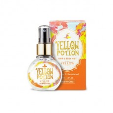 Body Mist_Yellow Potion