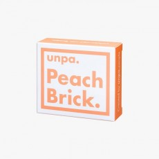 [Seoul Beauty Trends_Dec] Unpa Peach Brick (100g)