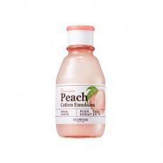 Premium Peach Cotton Emulsion