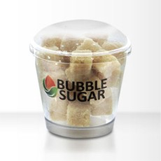 Bubble Sugar Scrub (120g)