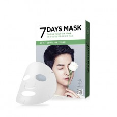 7DAYS MASK THU Teatree Relax Silk Mask