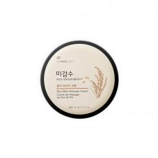 Rice Bran Massage Cream