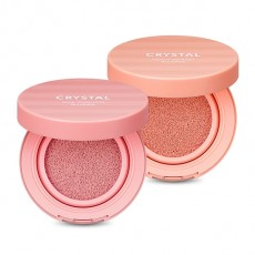 [Seoul Beauty Trends_Jan] Crystal Mini Cushion Blusher