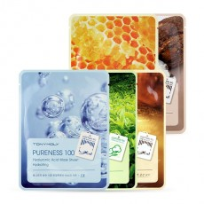 [Seoul Beauty Trends_Jan] New Pureness 100 Mask Sheet