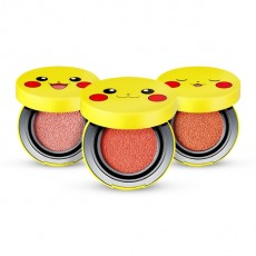 POKEMON PIKACHU MINI CUSHION BLUSHER