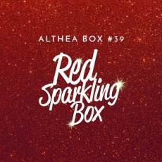 [Beauty Look : Love Signs of 2018] [Holiday Edition] Red Sparkling Box