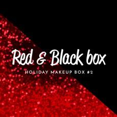 [Althea Box] Black & Red Box