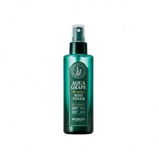 [After Cleansing] Aqua Grape Bounce Mist Toner (155ml)