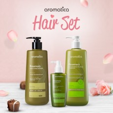 [Althea's Pick] Aromatica Hair Set