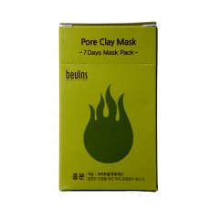 [Boss on Vacation] Pore Clay Mask_20ea