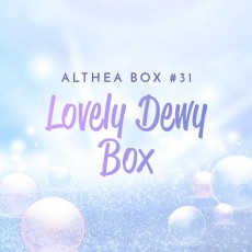 [Althea Box] Lovely Dewy Box