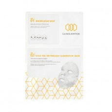 Gold Foil Seethrough Illumination Mask_1 Sheet