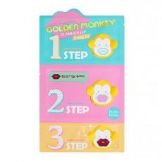 Gold Monkey Glamour Lip 3 Step