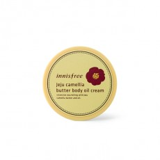[Clearance] Jeju Camellia Butter Body Oil Cream