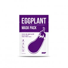 [Seoul Beauty Trends_Jan] Eggplant Mask Pack_01. Single Sheet