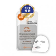 [After Cleansing] Vita Lightbeam Essential Mask_02. Set (10 Sheets)