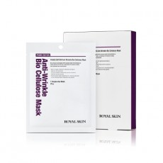 [After Cleansing] Royal Skin Prime Edition Anti-wrinkle Bio Cellulose Mask