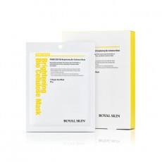 [Brightest Stars Promotion] Royal Skin Prime Edition Brightening Bio Cellulose Mask