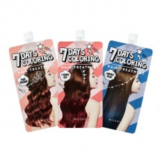7 Days Coloring Hair Treatment