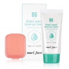 B6 Bright Speed Tone-Up Cream (50ml)