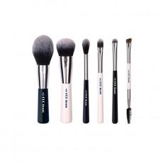 Marine Blue Make-up Brush Set (6p)