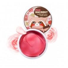 Pink Racoony Hydro-gel Eye & Cheek Patch
