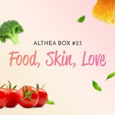 [Now Or Never] [Althea Box] Food Skin Love Box