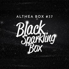 [Beauty Look : Love Signs of 2018] [Holiday Edition] Black Sparkling Box